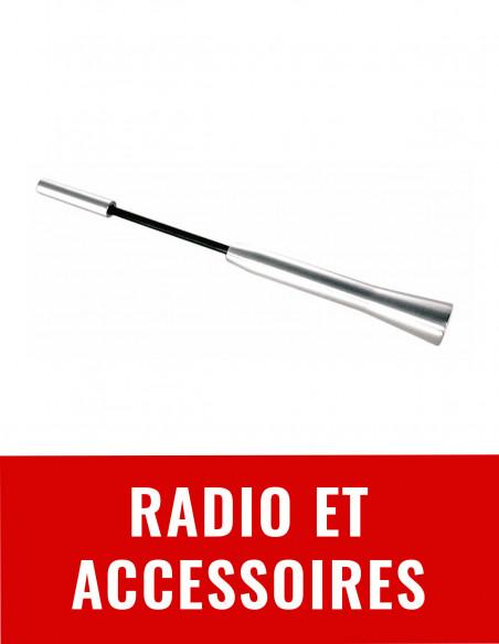 Radio et accessoires