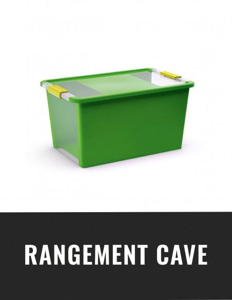 Rangement cave