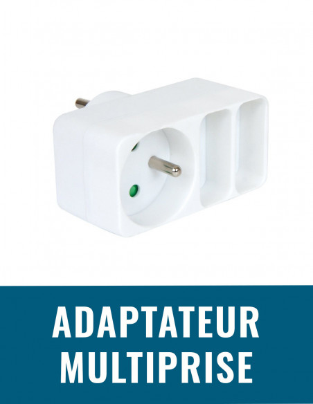 Adaptateur.multiprise