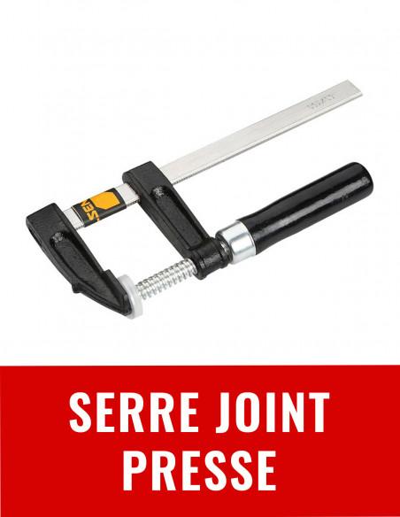 Serre joint  presse