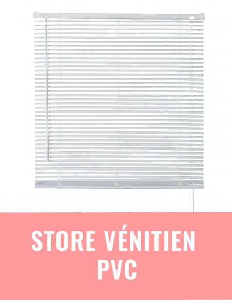 Store vénitien PVC