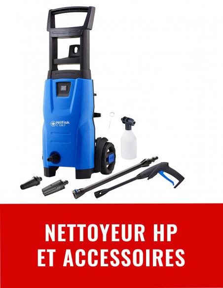 Nettoyeur haute pression et accessoires
