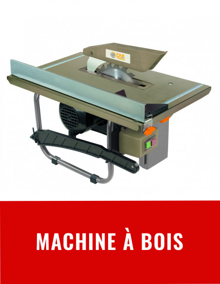 Machine a bois
