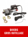 Divers gros outillage