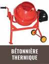 Bétonnière thermique