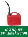 Accessoires outillage à moteur