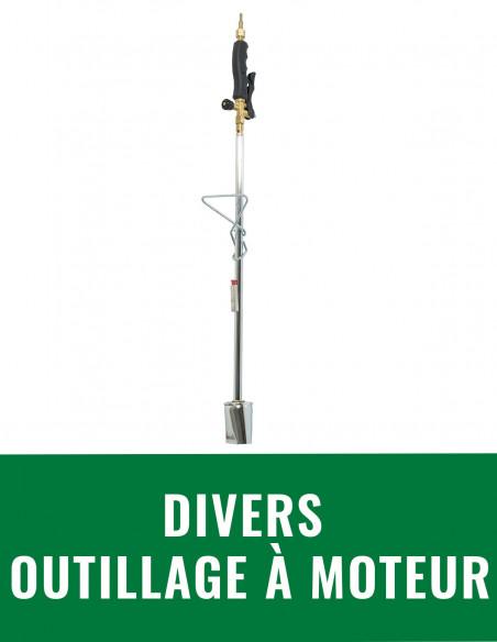 Divers outillage à moteur