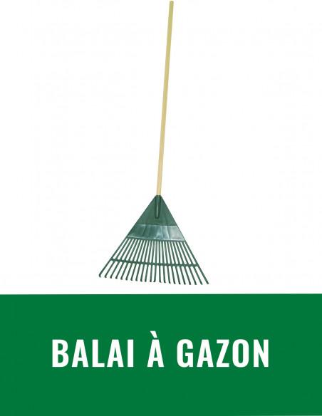 Balai à gazon