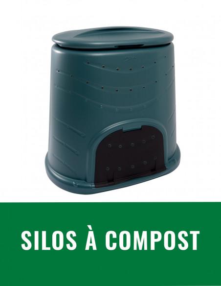 Silos à compost