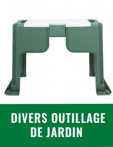 Divers outillage jardin