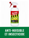 Antinuisible et insecticide