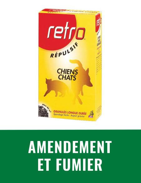 Amendement et fumier