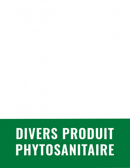 Divers produit phytosanitaire