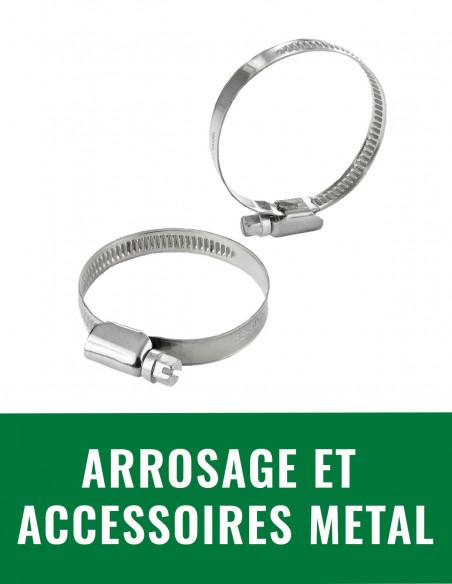 Arrosage et accessoires métal