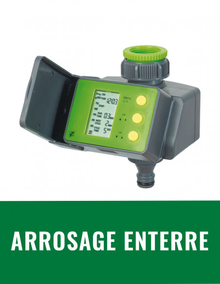 Arrosage enterré