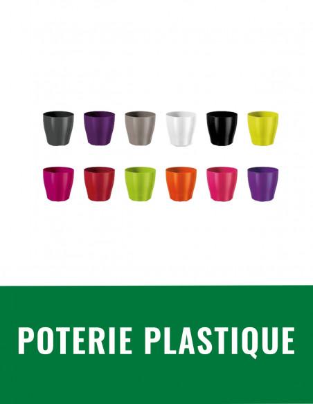 Poterie plastique