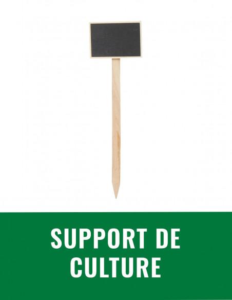 Support de culture