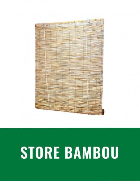 Store bambou