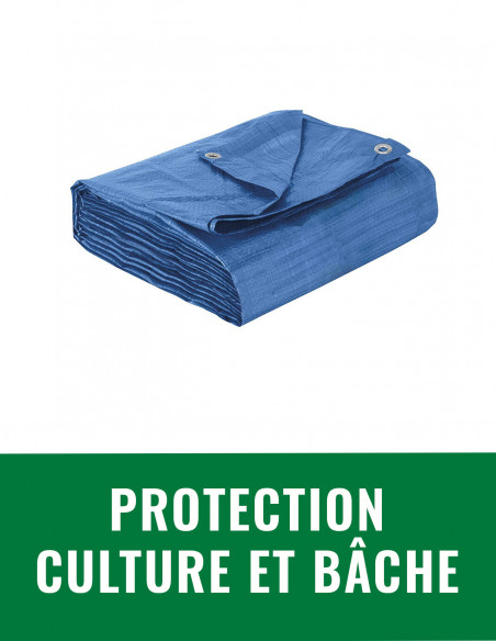 Protection culture et bâche
