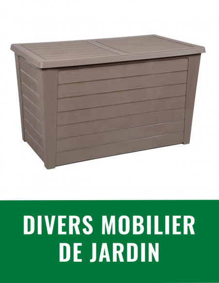 Divers mobilier de jardin