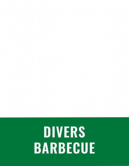 Divers barbecue