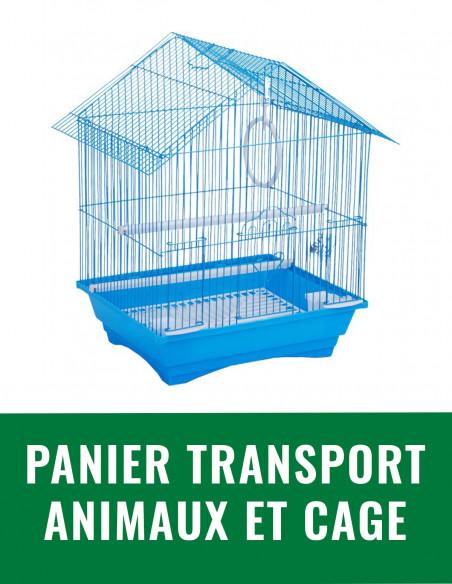 Panier transport animaux et cage