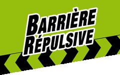 Barrière répulsive